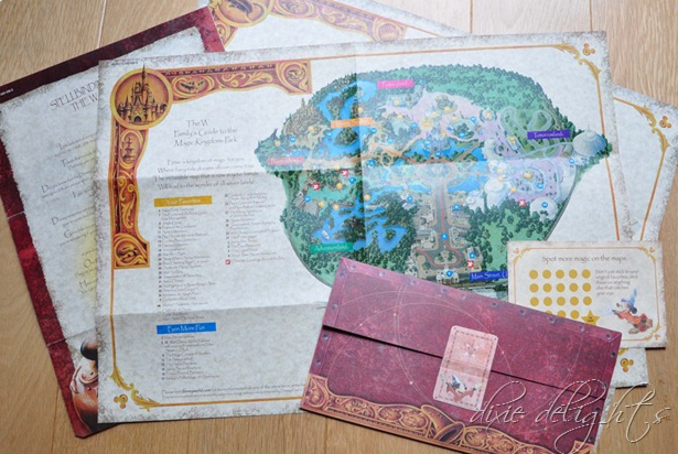 disney *HOT* FREE Disney Keepsake Parks Custom Maps + FREE Shipping (No Credit Card Required!)