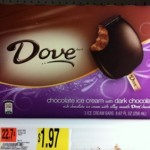*HOT* Dove Chocolate Ice Cream Bar Box Only $0.97 at Walmart!
