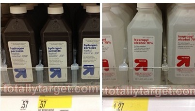 Target: *HOT* Up & Up First Aid Coupon = Hydrogen Peroxide Only $0.07 + MORE!