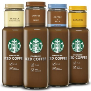 icedcoffee $1/1 Starbucks Iced Coffee Coupon