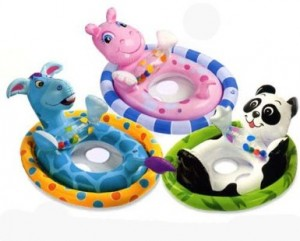inflatable 300x241 Inflatable See Me Sit Pool Rides Only $8.00 (Reg $25.91)!