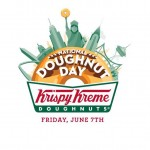 FREE Doughnut at Krispy Kreme June 7th