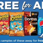 Kroger and Affiliate stores: FREE Pepsi Next, Cheetos and Doritos Samples! (Today Only)