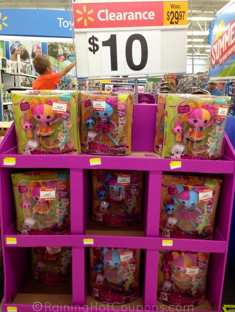 Walmart: *HOT* Lalaloopsy Large Dolls Only $10 (Reg. $29.97) AND Small Lalaloopsy $5 (Reg. $20)!