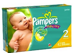 CVS: Pampers Diapers JUMBO Packs Only $4.99! (Print Coupons Now)