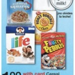 *HOT* High Value $1/1 Post Fruity Pebbles Cereal Coupon = Only $0.99 a Box!