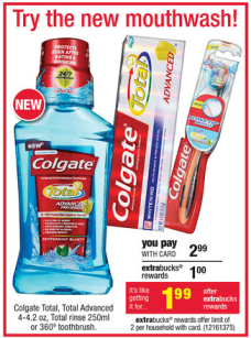 screen shot 2013 05 23 at 3 40 05 pm Colgate Toothpaste Only $0.24 at Rite Aid, Beginning 5/26 + Other Store Deals!