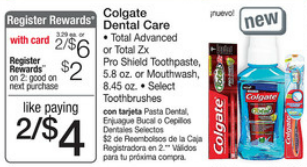 screen shot 2013 05 23 at 3 42 55 pm Colgate Toothpaste Only $0.24 at Rite Aid, Beginning 5/26 + Other Store Deals!