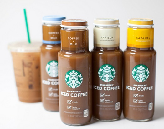 Starbucks Iced Coffee Only $0.50!