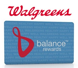 Walgreens: Redeem Your Balance Rewards Points in $1.00 Increments!