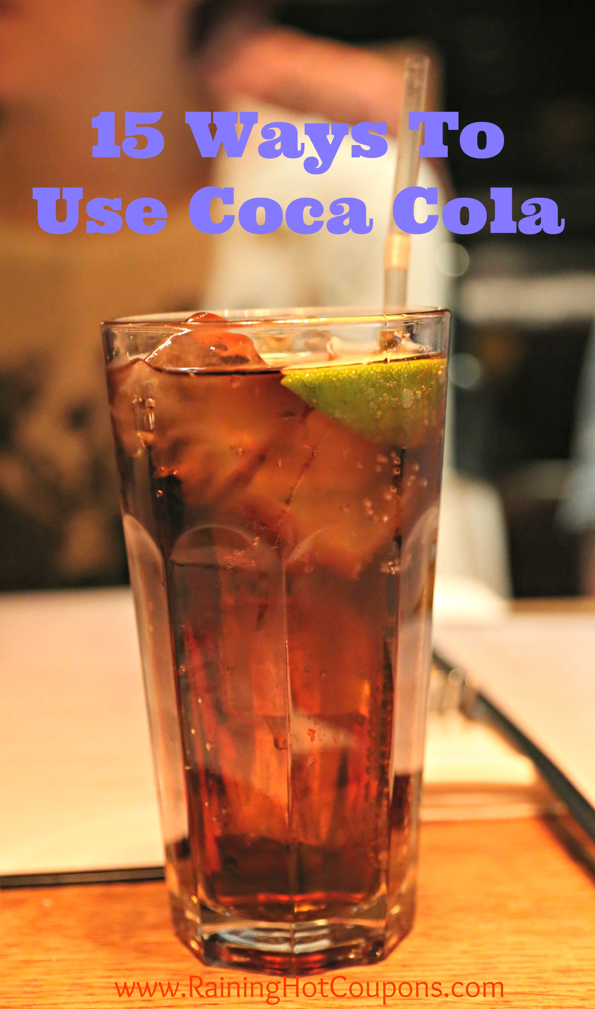 15 Uses for Coca Cola