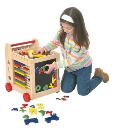 *HOT* Melissa & Doug Activity Cart Only $39.99 (Reg. $129.99)!