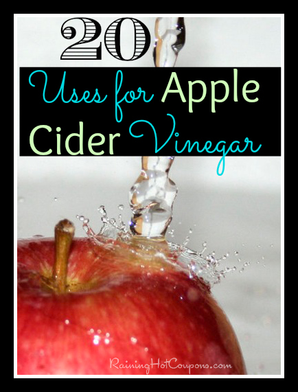apple cider vinegar uses
