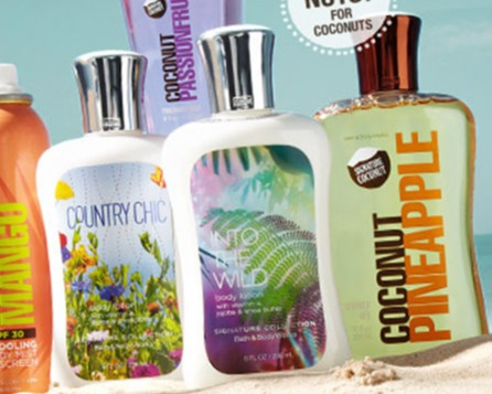 Bath & Body Works: FREE Signature Collection Product with ANY $10 Purchase Coupon ($16.50 Value)