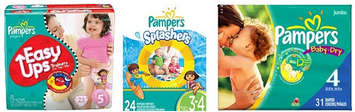 Target: *HOT* Pampers JUMBO Packs Only $4.49! (Starting on 6/16) Print Coupons NOW