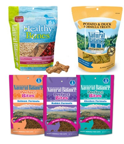 Natural Balance: *HOT* FREE Bag of Dog Treats + FREE Bag of Cat Treats Coupons!