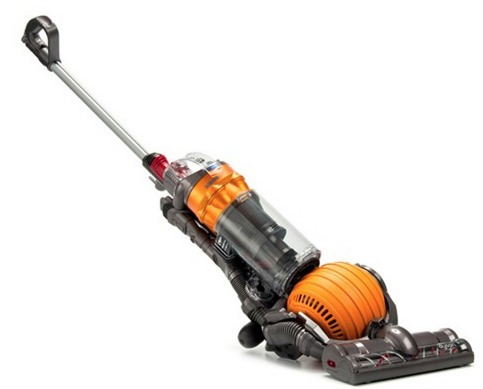 dyson dc24 all floors upright ball vacuum only reg factory reconditioned. Black Bedroom Furniture Sets. Home Design Ideas