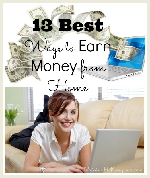 Ways To Earn Money From Home (List Of Legit Survey