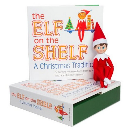 Amazon *HOT* The Elf on the Shelf Book AND Elf ONLY $19.98 Shipped (Reg. $29.99)