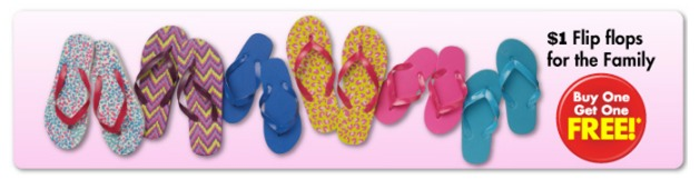 Flip flops only 050 adult and kids sizes at family dollar more flip flop dealsis week at family dollar you can snag some flip flops for the family for just 050 they are on sale for 100 as well as buy 1 publicscrutiny Image collections
