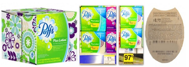 *HOT* FREE Puffs Tissue at Walgreens and Rite Aid!