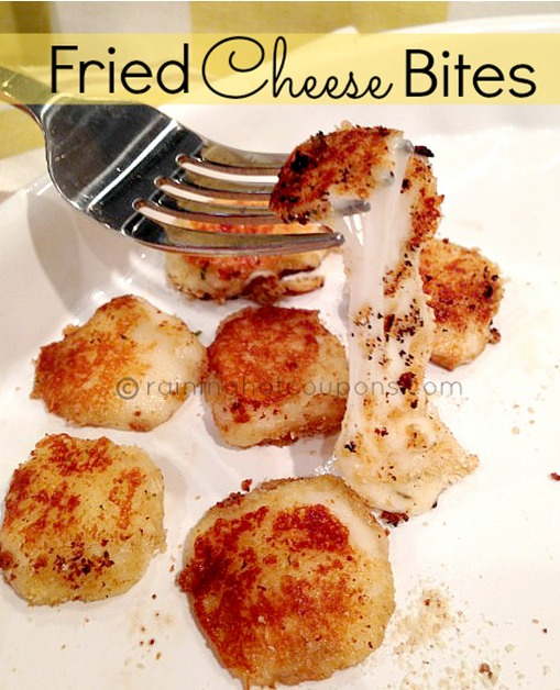 fried cheese bites