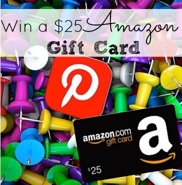 gift card I am Giving One of you a $25 Amazon Gift Card!