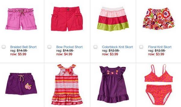 *HOT* HUGE Crazy 8 Sale = Kids Clothes Starting at Only $0.99! (Sandals, Shirts, Dresses, Accessories)