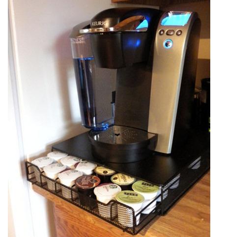 Hot Amazon Keurig K Cup Storage Drawer Coffee Holder