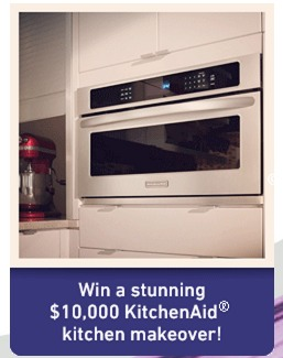 Enter To Win A Kitchenaid Kitchen Makeover And A 1 Year Supply Of Cascade 10 000 Value