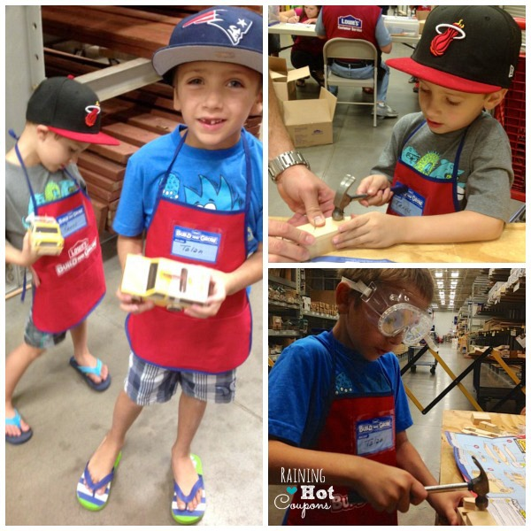 lowes2 Lowes: FREE Flower Delivery Truck Wooden Project, Apron, Goggles, Patch (Register Now!)