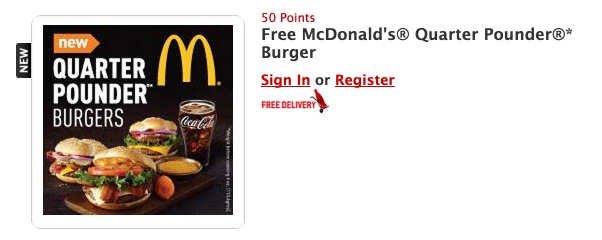 mcdonalds coupon