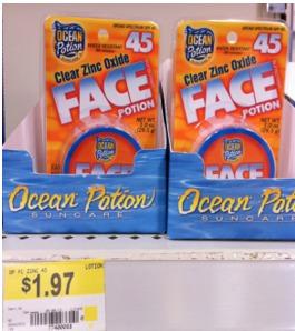 ocean potion coupon