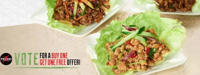 Pei Wei Coupon: Buy 1 Entree Get 1 FREE!