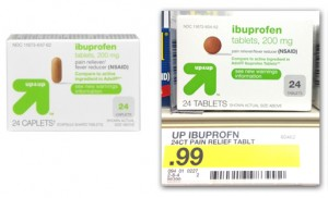 pills 300x182 UP&UP Ibuprofen Only $0.49 each at Target!