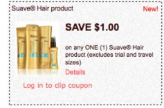 *HOT* FREE Suave Shampoo and Conditioner at Walmart and Family Dollar!