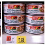 Fresh Valley Canned Chicken As Low As $0.98 at Walmart!