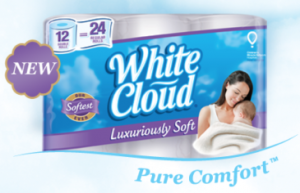 screen shot 2013 06 13 at 7 31 42 pm 300x193 Rare $1/1 White Cloud Luxuriously Soft Bath Tissue Coupon!