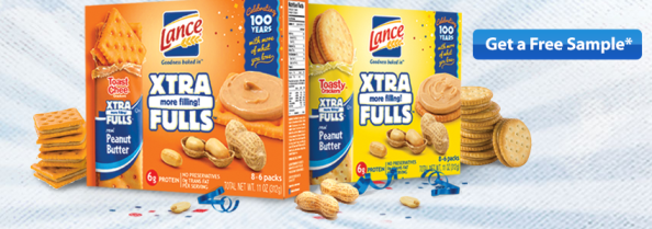 screen shot 2013 06 22 at 8 11 02 pm FREE 8 pack of Lance Xtra Fulls Sandwich Crackers Printable Coupon (Valid at Walmart)