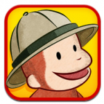 Free Curious George at the Zoo iTunes App (Educational App w/ Videos, Games, + More!) Today Only!