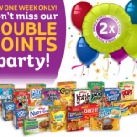 "Kellogg's Family Rewards ""Rewards-iversary"": Earn Double Points Through July 1st"