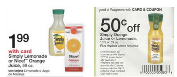 simply lemonade coupon