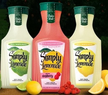 Simply Lemonade Only $0.74 at Walgreens (Print Coupon Now!)