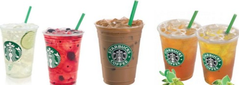 Starbucks Coupon: Grande Iced Coffee, Iced Tea, or Starbucks Refreshers Beverage Only $1 (TODAY Only!)