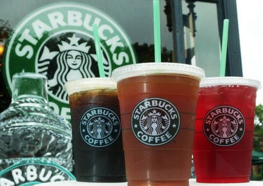 Starbucks: FREE Refills on Brewed Coffee OR Ices Coffee or Tea!