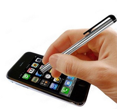 FREE Touchscreen Metal Stylus Pen for iPad and iPhone (New Members)
