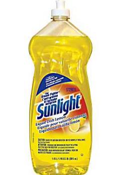 sunlight-dish-soap