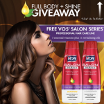 FREE V05 Shampoo and $1.25 coupon!