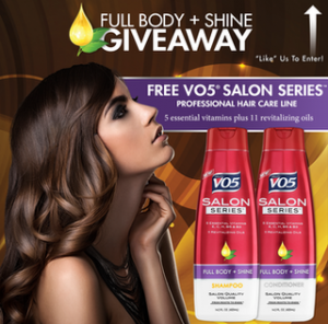 v05 300x296 FREE V05 Shampoo and $1.25 coupon!