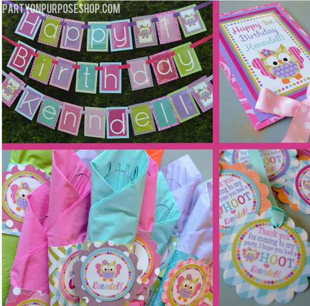 Best giveaways for 1st birthday